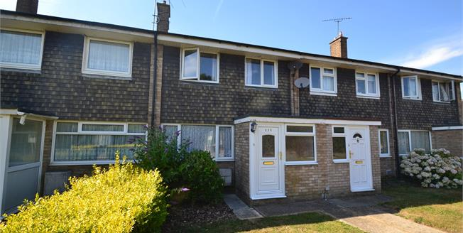 Offers Over £275,000, For Sale in Chelmsford, CM2