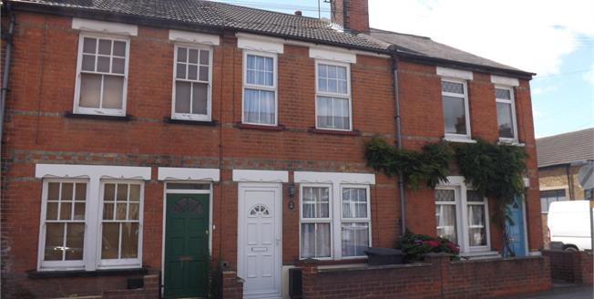 Offers Over £280,000, 2 Bedroom Terraced House For Sale in Chelmsford, CM2