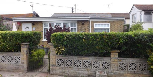 Offers in excess of £100,000, 1 Bedroom Detached Bungalow For Sale in Point Clear Bay, CO16