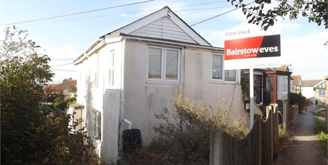 Offers in excess of £130,000, 2 Bedroom Detached House For Sale in Point Clear Bay, CO16