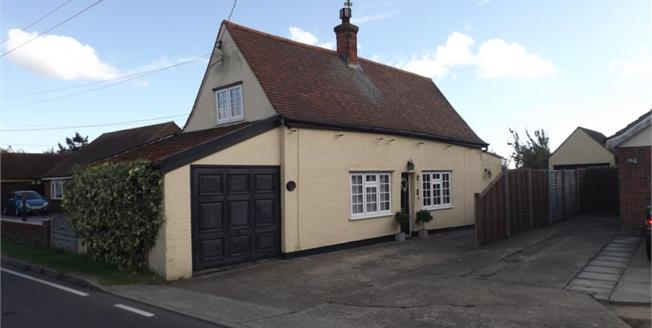 Offers in excess of £300,000, 3 Bedroom Detached House For Sale in Little Clacton, CO16