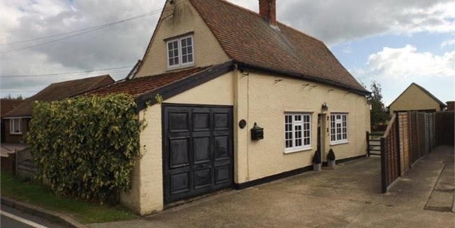 Asking Price £325,000, 3 Bedroom Detached House For Sale in Little Clacton, CO16