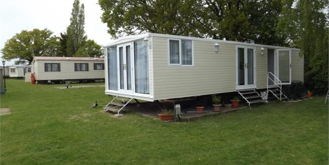 Offers in excess of £15,000, 1 Bedroom Mobile Home For Sale in Essex, CO16