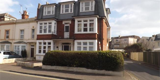 Offers in excess of £80,000, 1 Bedroom Upper Floor Flat For Sale in Clacton On Sea, CO15