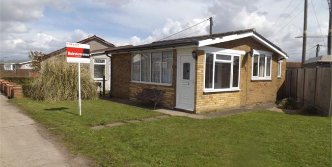 Asking Price £70,000, 2 Bedroom Detached Bungalow For Sale in Clacton-On-Sea, CO16