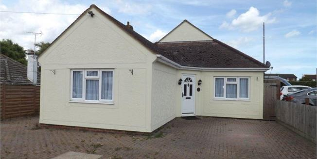 Guide Price £280,000, 4 Bedroom Detached Bungalow For Sale in Holland-on-Sea, CO15