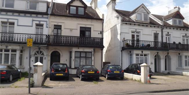 Offers in excess of £120,000, 3 Bedroom Flat For Sale in Clacton-on-Sea, CO15