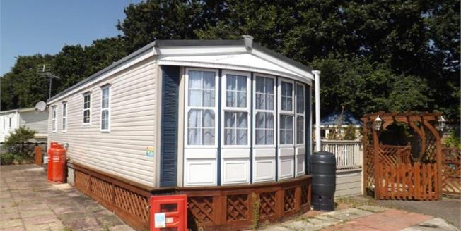 Offers in excess of £60,000, 2 Bedroom Detached Bungalow For Sale in Clacton-On-Sea, CO16