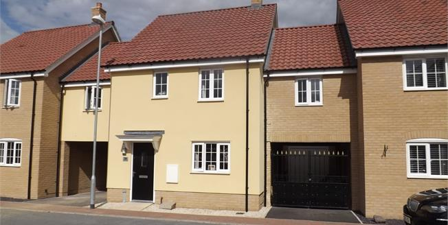 Asking Price £230,000, 4 Bedroom Link Detached House For Sale in Clacton-on-Sea, CO16
