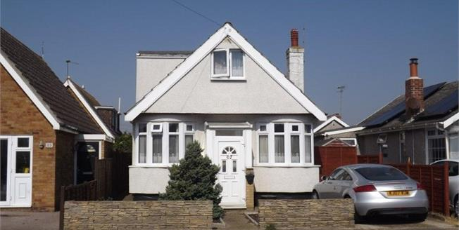 Asking Price £150,000, 2 Bedroom Detached House For Sale in Jaywick, CO15