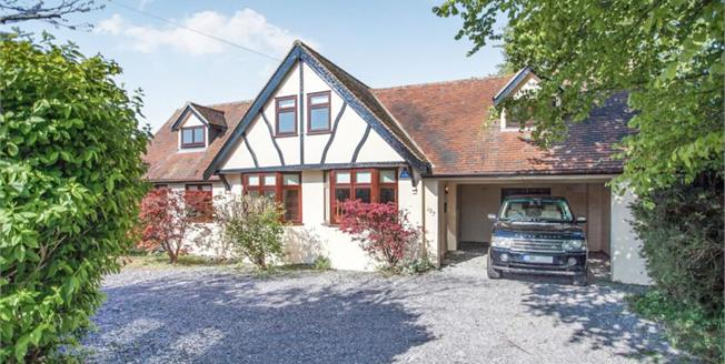 Offers in excess of £360,000, 4 Bedroom Detached Bungalow For Sale in Jaywick, CO15
