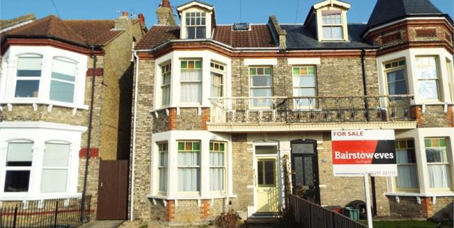 Guide Price £250,000, 7 Bedroom Semi Detached House For Sale in Clacton-on-Sea, CO15
