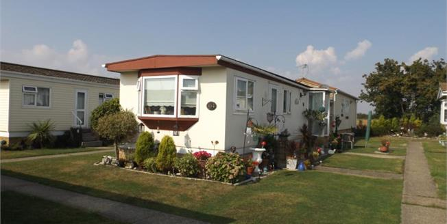 Asking Price £55,000, 2 Bedroom For Sale in Little Clacton, CO16