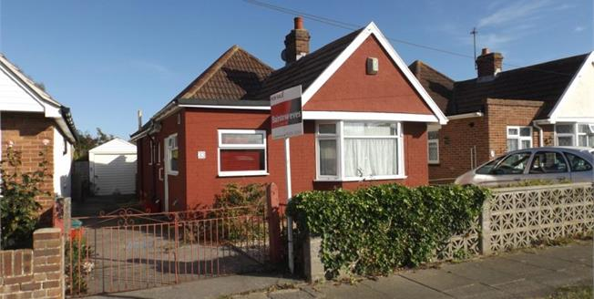 Offers in excess of £210,000, 2 Bedroom Detached Bungalow For Sale in Holland-on-Sea, CO15