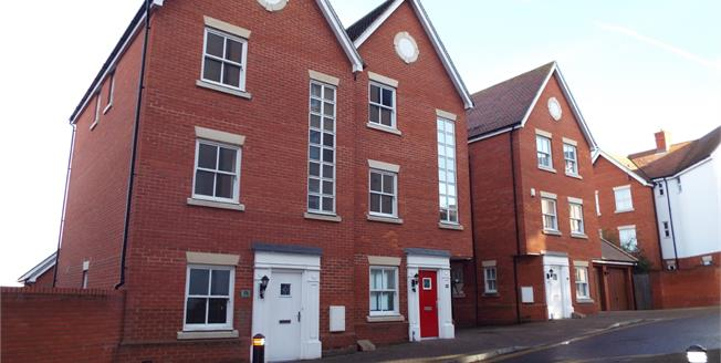 Asking Price £325,000, 4 Bedroom Semi Detached House For Sale in Colchester, CO3