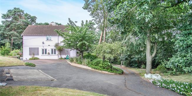 Asking Price £900,000, 5 Bedroom Detached House For Sale in Colchester, CO3