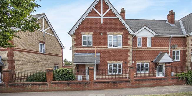 Asking Price £225,000, 3 Bedroom Terraced House For Sale in Colchester, CO4