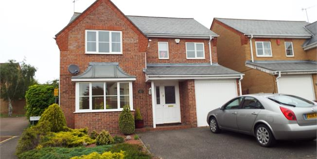 Offers Over £390,000, 4 Bedroom Detached House For Sale in Colchester, CO4