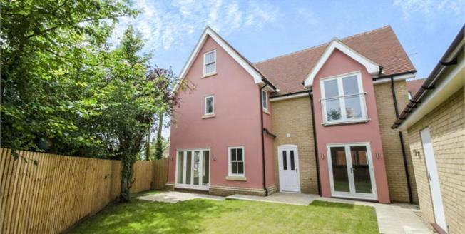 Guide Price £450,000, 4 Bedroom Detached House For Sale in Essex, CO5