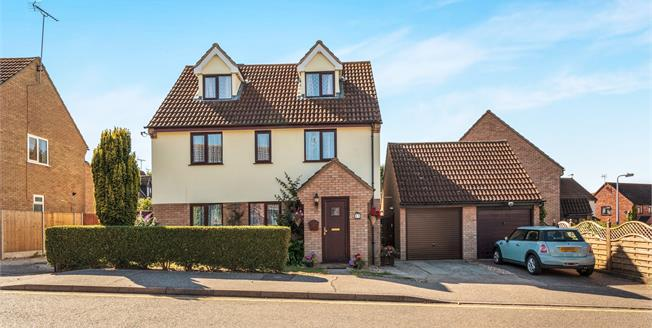 Asking Price £425,000, 5 Bedroom Detached House For Sale in Lawford, CO11