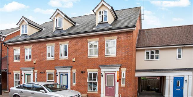 Asking Price £235,000, 3 Bedroom Terraced House For Sale in Colchester, CO2