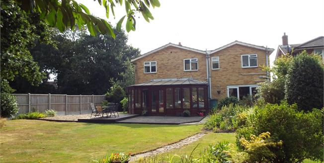 Asking Price £550,000, 4 Bedroom Detached House For Sale in West Bergholt, CO6