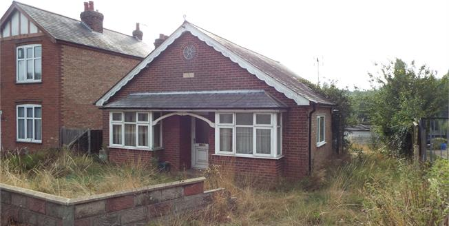 Offers Over £220,000, 3 Bedroom Detached Bungalow For Sale in Colchester, CO4