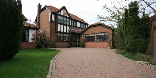 Offers Over £300,000, 4 Bedroom Detached House For Sale in Haslingden, BB4