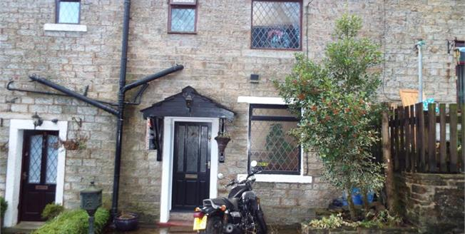 Offers Over £80,000, 3 Bedroom Terraced House For Sale in Bacup, OL13
