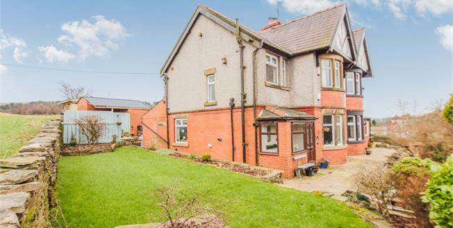 Asking Price £270,000, 3 Bedroom For Sale in Bacup, OL13