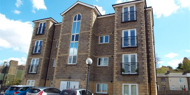 Offers Over £110,000, 2 Bedroom Flat For Sale in Bacup, OL13