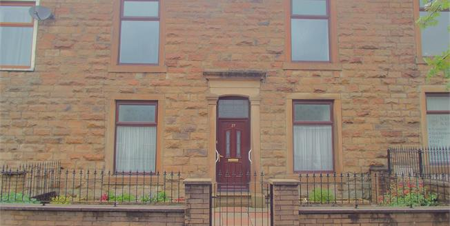 Offers Over £80,000, 2 Bedroom Terraced House For Sale in Accrington, BB5