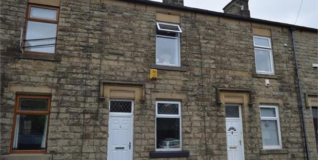 £79,950, 2 Bedroom Terraced House For Sale in Whitworth, OL12