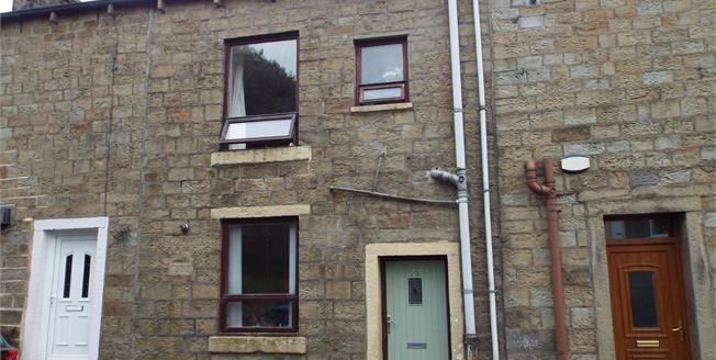 Offers Over £80,000, 3 Bedroom Terraced Cottage For Sale in Bacup, OL13