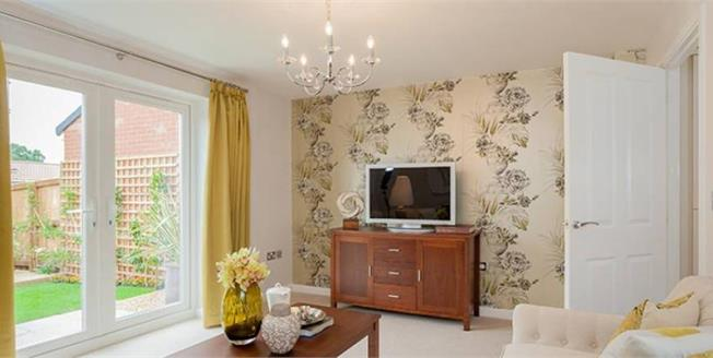 £107,995, 3 Bedroom Semi Detached House For Sale in Accrington, BB5