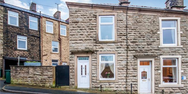 Offers Over £57,500, 1 Bedroom End of Terrace House For Sale in Haslingden, BB4