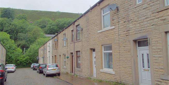 Offers Over £75,000, 2 Bedroom Terraced House For Sale in Waterfoot, BB4