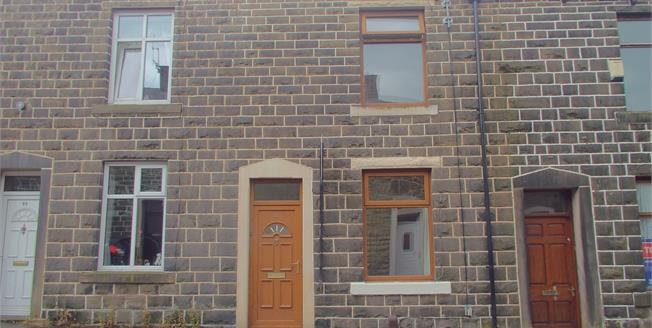 Offers Over £90,000, 2 Bedroom Terraced House For Sale in Rossendale, BB4