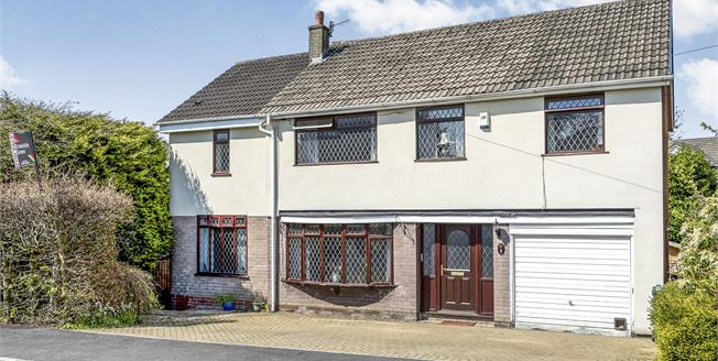 Offers in the region of £350,000, 5 Bedroom Detached House For Sale in Haslingden, BB4