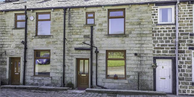 Offers in the region of £120,000, 3 Bedroom Terraced House For Sale in Rossendale, BB4