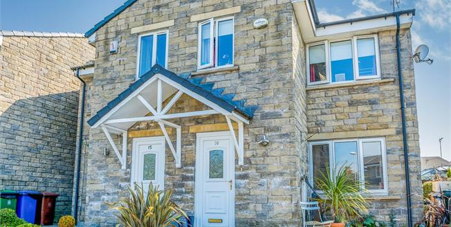 Offers Over £110,000, 3 Bedroom Semi Detached House For Sale in Bacup, OL13