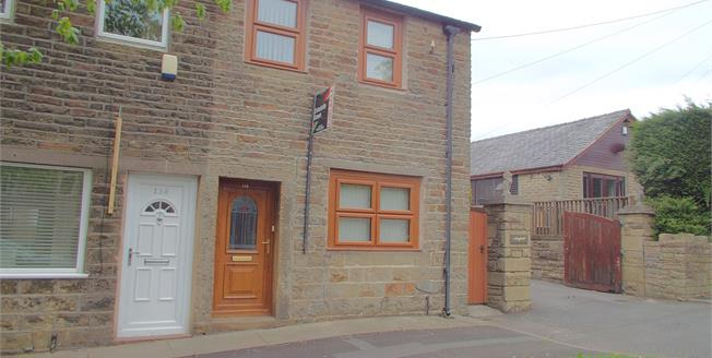 Offers Over £120,000, 2 Bedroom End of Terrace Cottage For Sale in Waterfoot, BB4