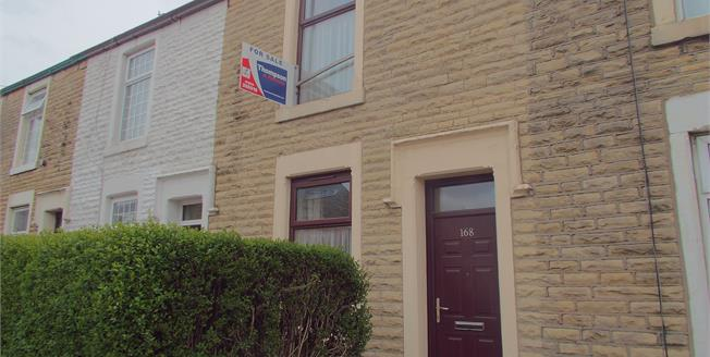 Offers Over £50,000, 2 Bedroom Terraced House For Sale in Accrington, BB5