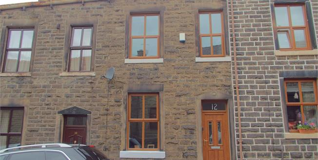 Offers Over £130,000, 3 Bedroom Terraced House For Sale in Rossendale, BB4