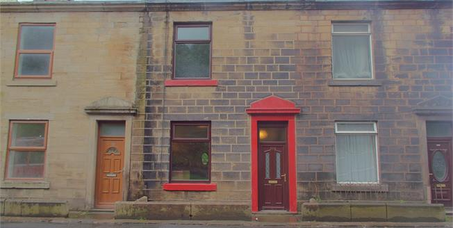 Offers Over £40,000, 2 Bedroom Terraced House For Sale in Bacup, OL13