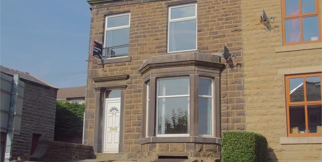 Offers Over £130,000, 3 Bedroom End of Terrace House For Sale in Haslingden, BB4