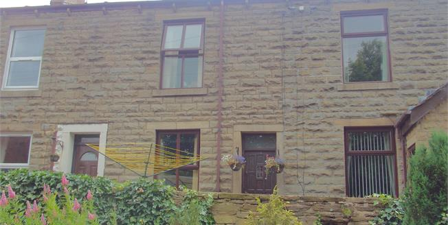 Offers in the region of £65,000, 2 Bedroom Terraced House For Sale in Haslingden, BB4