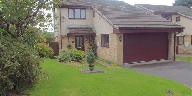 Offers in the region of £300,000, 4 Bedroom Detached House For Sale in Rossendale, BB4