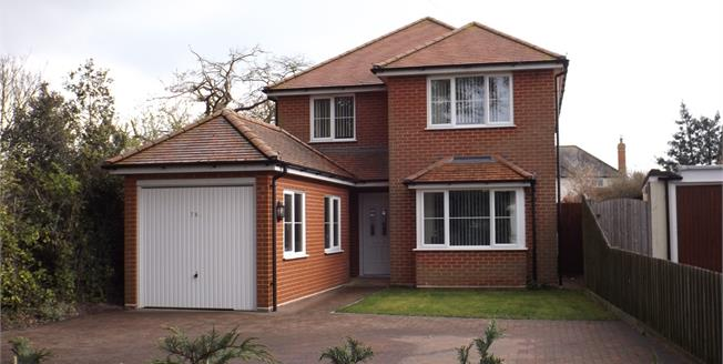 Asking Price £450,000, 4 Bedroom Detached House For Sale in West Mersea, CO5