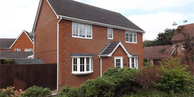 Offers in excess of £375,000, 4 Bedroom Detached House For Sale in Colchester, CO4